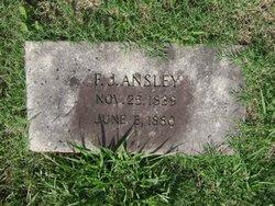 Flavvious Josephus Ansley