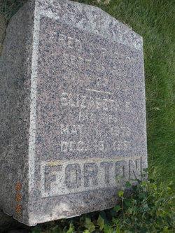 Elizabeth Edna <i>Regan</i> Forton