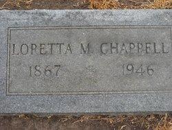 Loretta Maud <i>Chidsey</i> Chappell