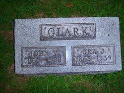 Ora J. <i>Martin</i> Clark