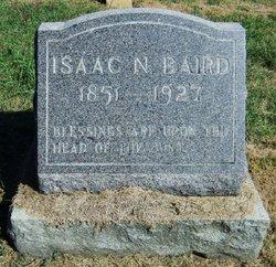 Rev Isaac N Baird