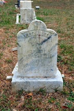 Martha Elizabeth Saye