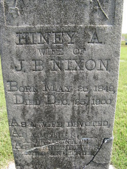 Ahenoam Ardella Hiney <i>Childress</i> Nixon