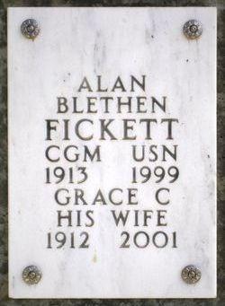 Alan Blethen Fickett