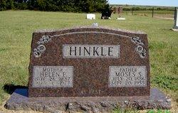 Helen F <i>Sadler</i> Hinkle