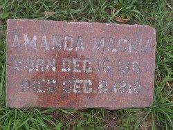 Amanda Regene <i>Gilbertson</i> Machia