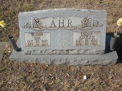 Adolph Ahr