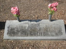Catherine Biediger