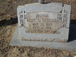 Ellis G. Letcher