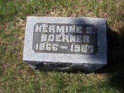 Hermine S. Boerner