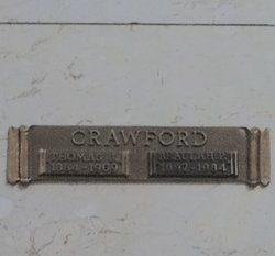 Beaulah P <i>Arnold</i> Crawford