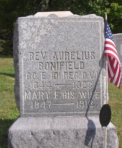 Dr Aurelius Bonifield
