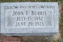 John Frederick Burris