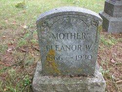 Eleanor F Ella <i>Whitman</i> Carpenter