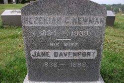 Jane <i>Davenport</i> Newman
