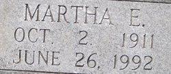 Martha Ellen <i>Lawrence</i> Aston