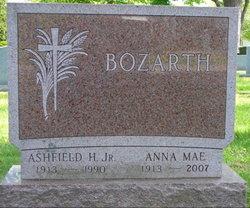 Anna Mae <i>Marti</i> Bozarth