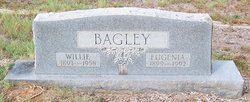 Mattie Eugenia <i>Sanders</i> Bagley