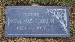 Nora Mae <i>Johnson</i> Conklin