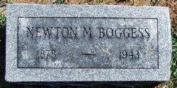 Newton Morrow Boggess