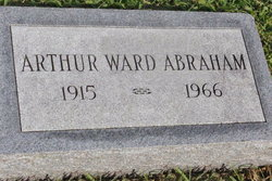 Arthur Ward Abraham