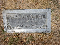 Evalyn <i>Key</i> Barker