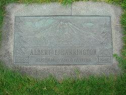 Albert Eugene Harrington
