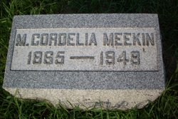 M. Cordelia Meekin