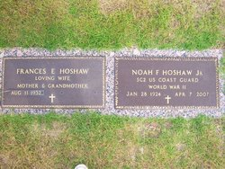 Noah Franklin Junior Hoshaw, Jr