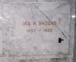 Ira H Brooks