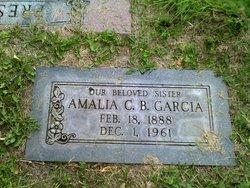 Amalia <i>C De Baca</i> Garcia