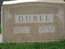 Bruce J Dubel