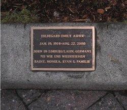 Hildegard Emily Asher