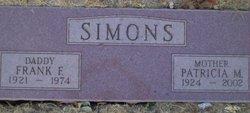 Frank Fisher Simons
