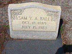 Samuel Young Arthur Sam Ball