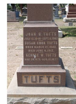Susan S <i>Cook</i> Tufts