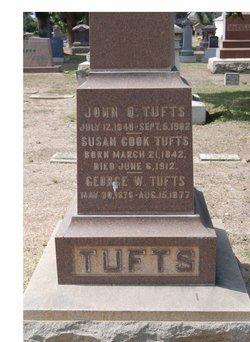 John Quincy Tufts, Jr