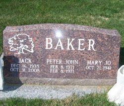 Mary Jo Baker