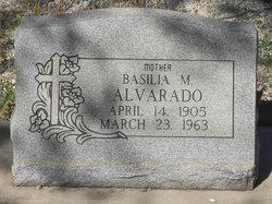 Basilia M. Alvarado