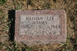 Nathan Lee Adams
