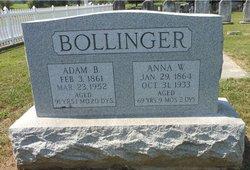 Anna W <i>Brubaker</i> Bollinger