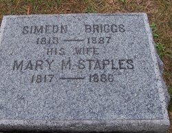 Mary Macomber <i>Staples</i> Briggs