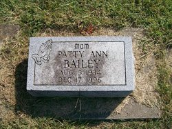 Patty Ann Bailey