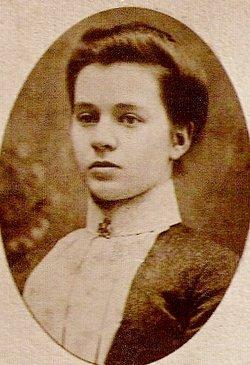 Grace Orell <i>Ogden</i> Davison