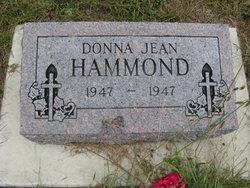 Donna Jean Hammond