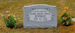 Ethel Ricky <i>Price</i> Kinsman