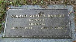Gerald Wesley Barnes