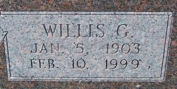 Willis G. Anderson