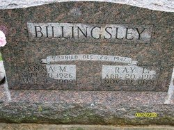 Anna Mae <i>Stewart</i> Billingsley