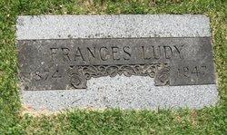 Frances Ludy
